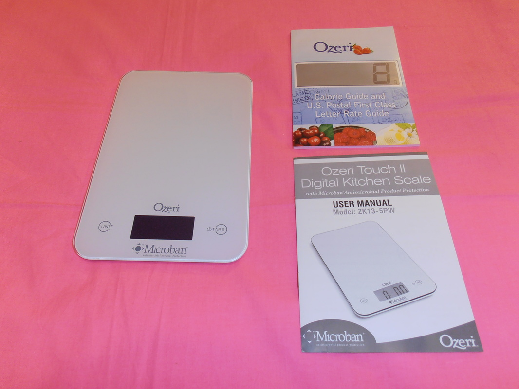 Ozeri Touch Ii Digital Kitchen Scale Review Jerri1962sblog